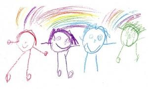 decji crtež slika